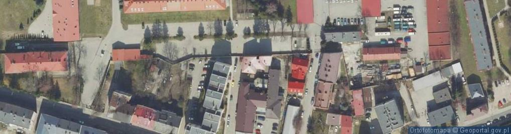 Zdjęcie satelitarne Hausera Leopolda ul.