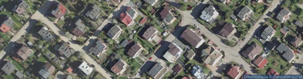 Zdjęcie satelitarne Heweliusza Jana ul.