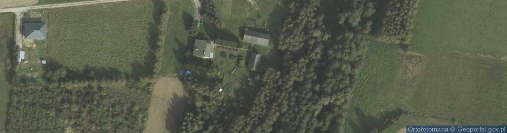 Zdjęcie satelitarne Hermanowa ul.