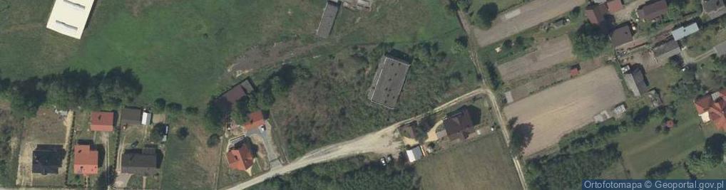 Zdjęcie satelitarne Herzoga Franciszka, ppłk. ul.