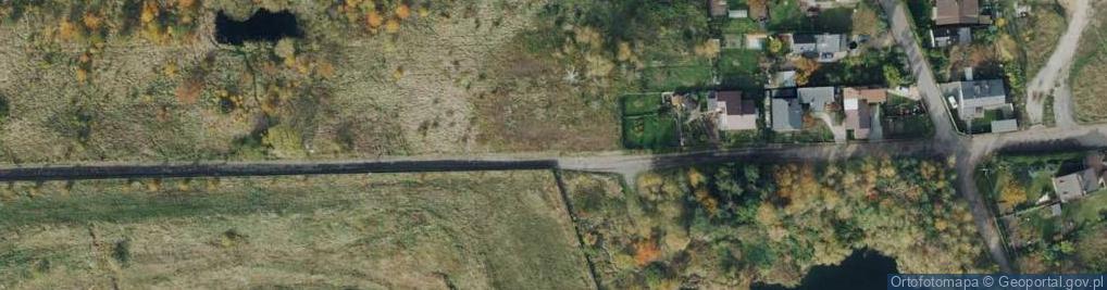 Zdjęcie satelitarne Huculska ul.