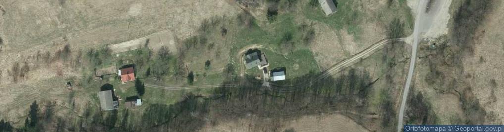 Zdjęcie satelitarne Huta Brzuska ul.