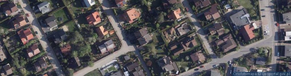 Zdjęcie satelitarne Iglasta ul.
