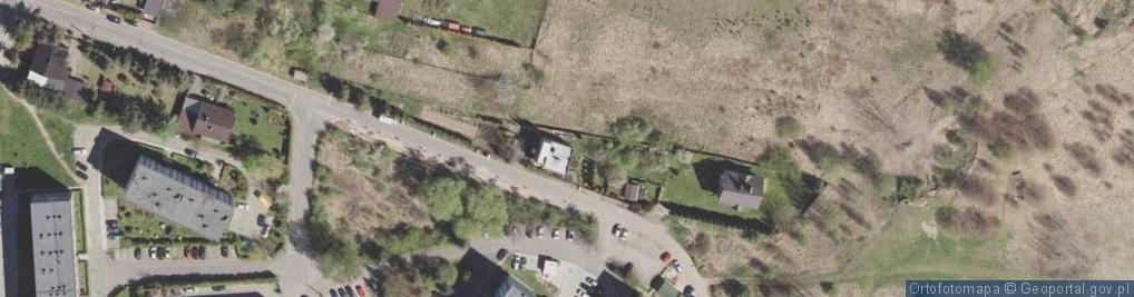 Zdjęcie satelitarne Insurekcji Kościuszkowskiej ul.