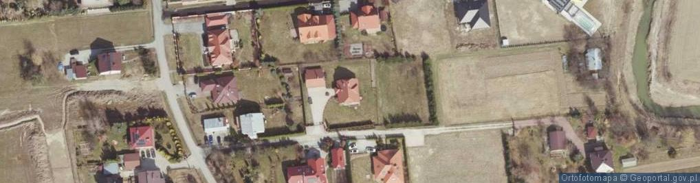 Zdjęcie satelitarne Iwaszkiewicza Jarosława ul.