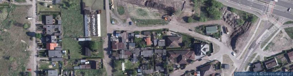 Zdjęcie satelitarne Iwanowa Zbigniewa ul.