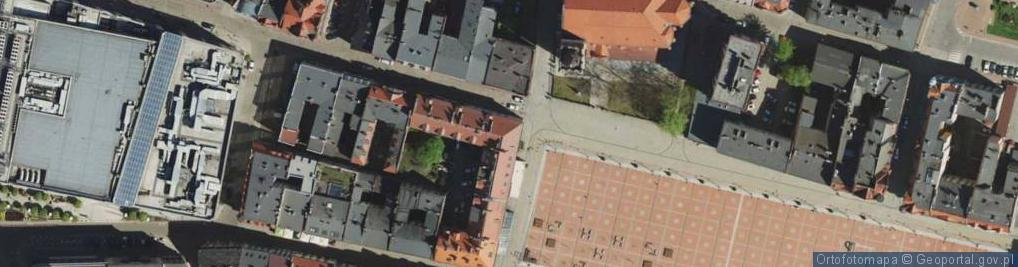 Zdjęcie satelitarne Jainty Józefa ul.