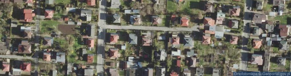 Zdjęcie satelitarne Janczykowskiego Kazimierza ul.