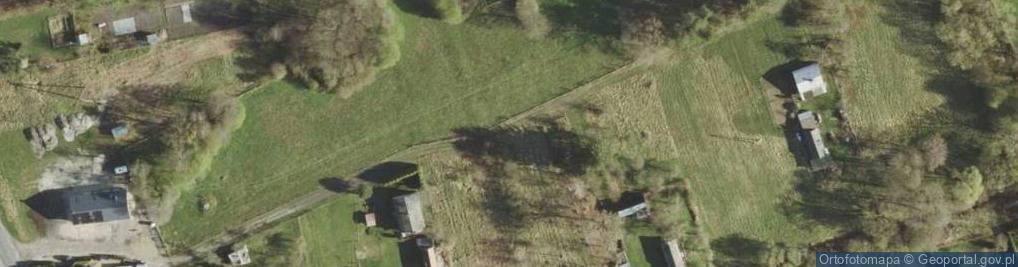 Zdjęcie satelitarne Janówka ul.