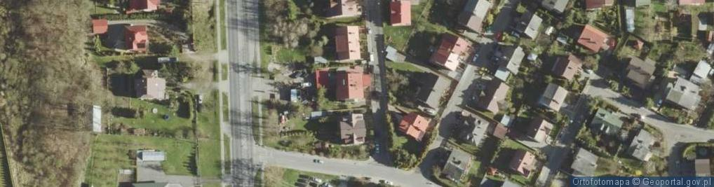 Zdjęcie satelitarne Jaraczewskiej Elżbiety ul.