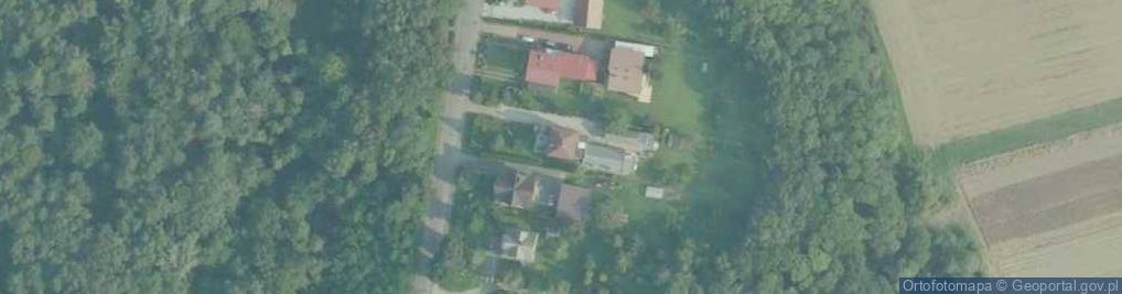 Zdjęcie satelitarne Jałowcowa ul.