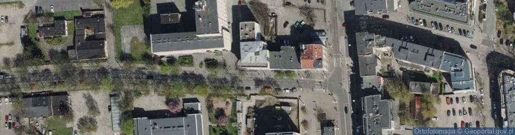 Zdjęcie satelitarne Jana z Kolna ul.