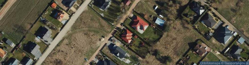 Zdjęcie satelitarne Jabłoniowa ul.