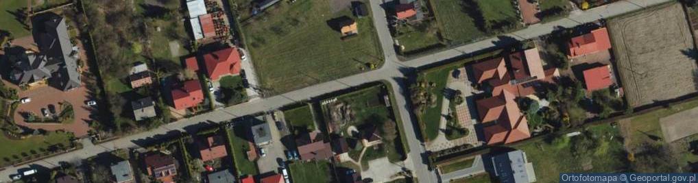 Zdjęcie satelitarne Jalkowskiego Jerzego ul.