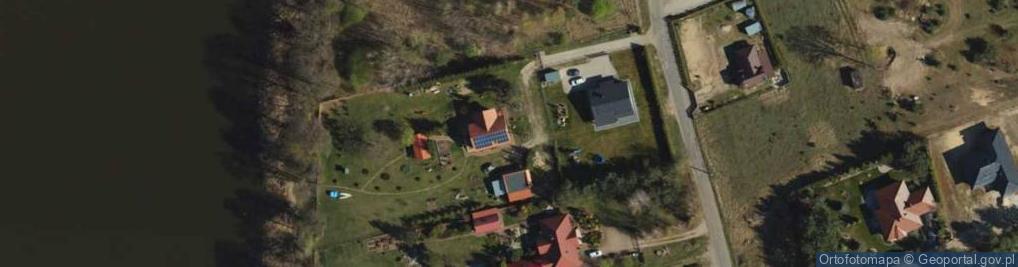 Zdjęcie satelitarne Jaśminowa ul.