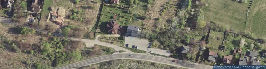 Zdjęcie satelitarne Jaworznicka ul.