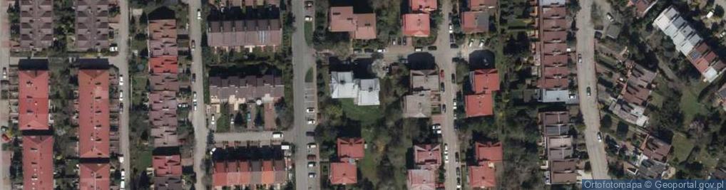 Zdjęcie satelitarne Jaspisowa ul.