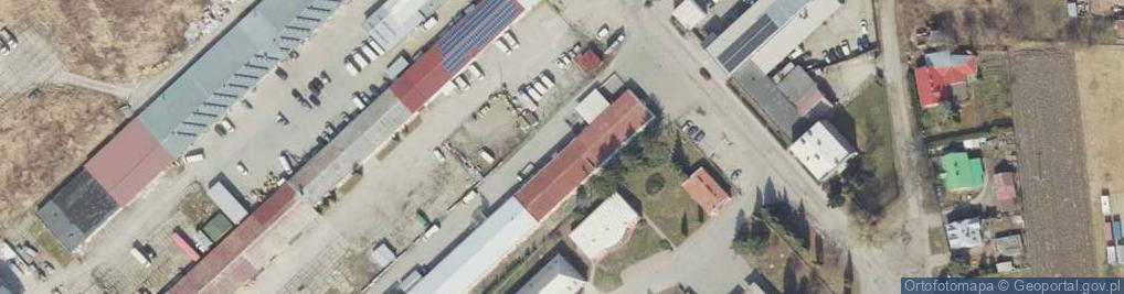 Zdjęcie satelitarne Jasińskiego Jakuba, gen. ul.