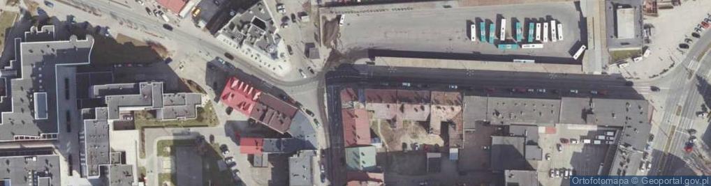 Zdjęcie satelitarne Jabłońskiego Stanisława ul.