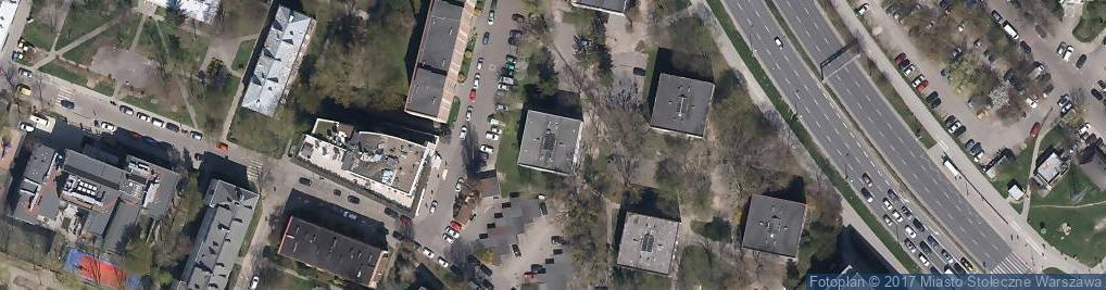 Zdjęcie satelitarne Jadźwingów ul.