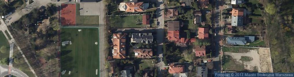 Zdjęcie satelitarne Janczarów ul.
