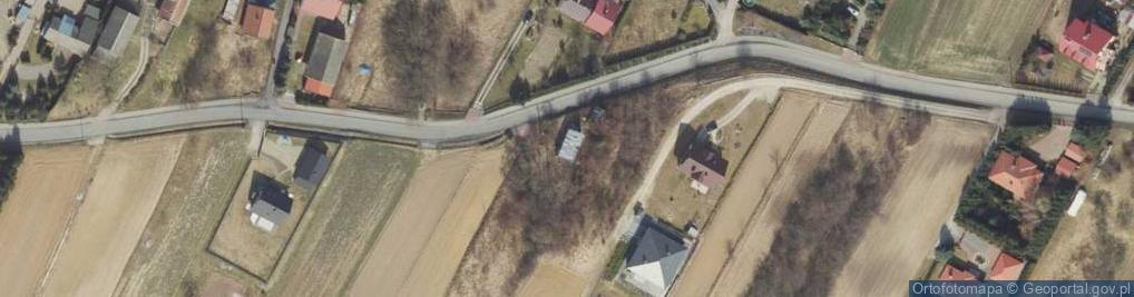 Zdjęcie satelitarne Jagiellonów ul.