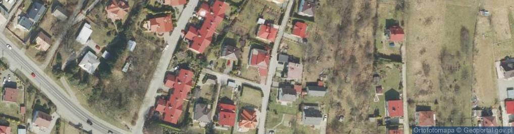 Zdjęcie satelitarne Jesionowa ul.