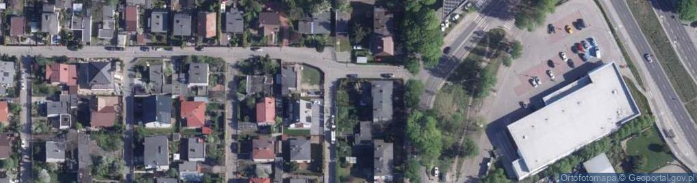 Zdjęcie satelitarne Jeżynowa ul.