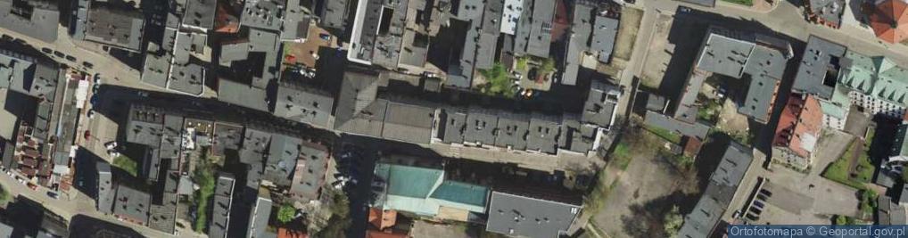 Zdjęcie satelitarne Józefczaka Antoniego ul.