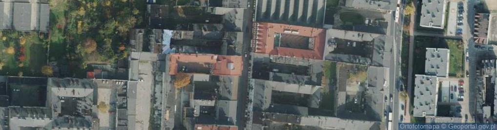 Zdjęcie satelitarne Joselewicza ul.