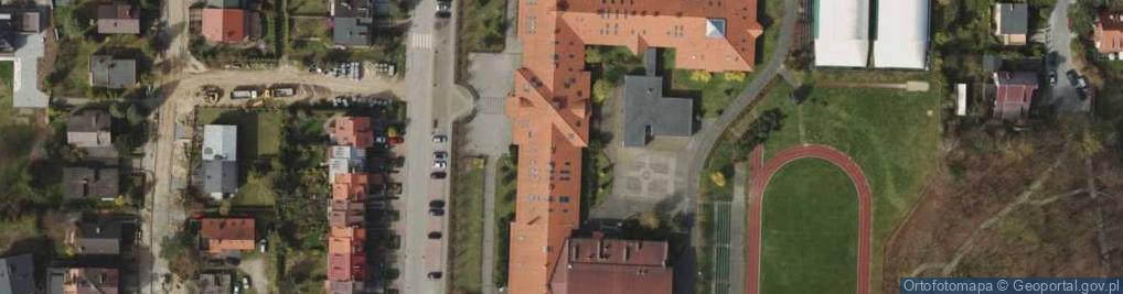Zdjęcie satelitarne Jowisza ul.