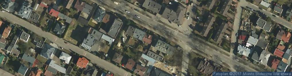 Zdjęcie satelitarne Jórskiego Zygmunta ul.