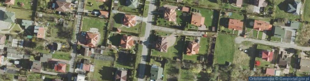 Zdjęcie satelitarne Judyma, dr. ul.