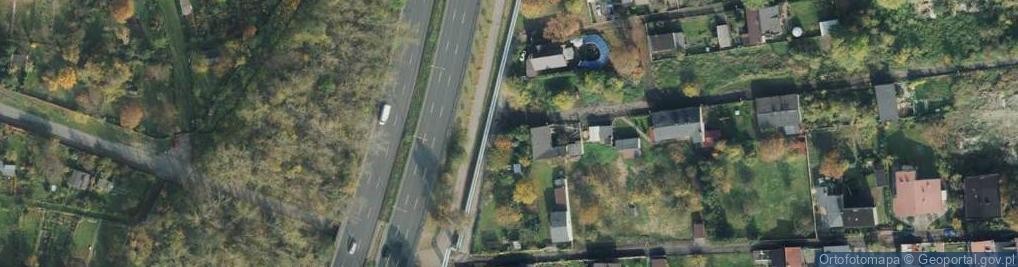 Zdjęcie satelitarne Jutowa ul.