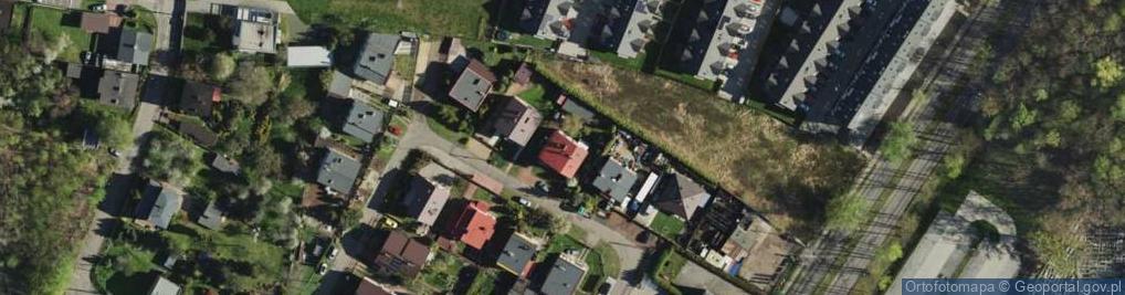 Zdjęcie satelitarne Junaków ul.