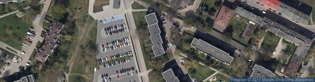 Zdjęcie satelitarne Junkiewicz Heleny ul.