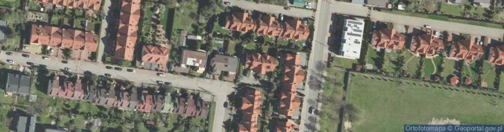 Zdjęcie satelitarne Karłowicza Mieczysława ul.