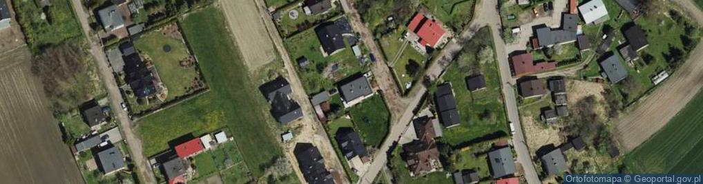 Zdjęcie satelitarne Kaczmarczyków ul.