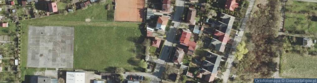 Zdjęcie satelitarne Kamieńskiego Henryka ul.