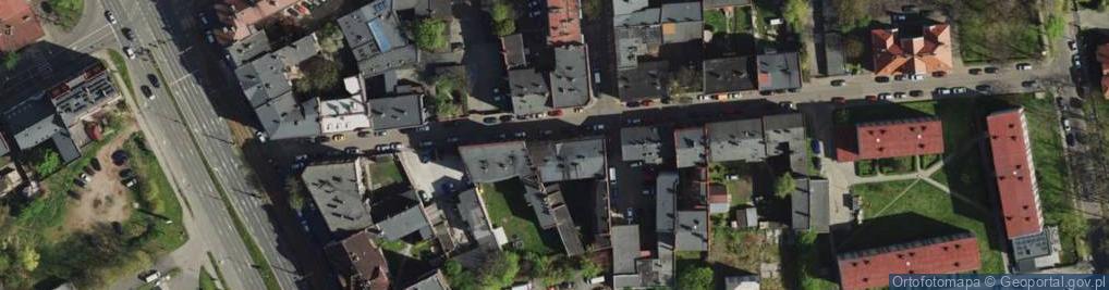 Zdjęcie satelitarne Karpińskiego Franciszka ul.