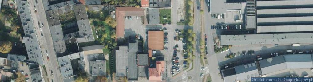 Zdjęcie satelitarne Kanał Kohna ul.