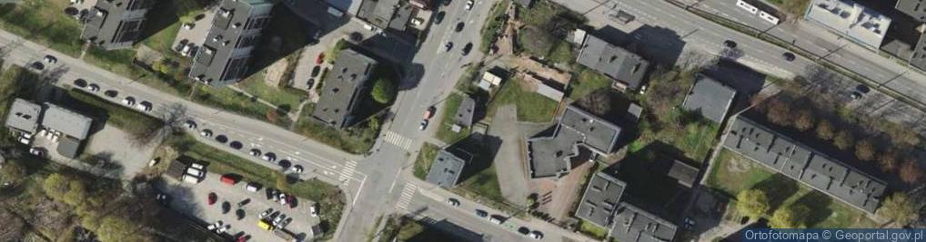 Zdjęcie satelitarne Kalksztajnów ul.