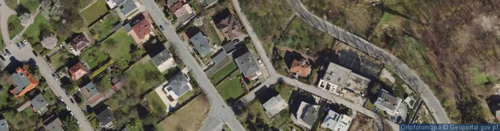 Zdjęcie satelitarne Kasprowicza Jana ul.