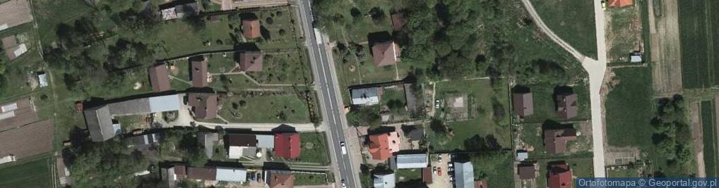 Zdjęcie satelitarne Kamień ul.