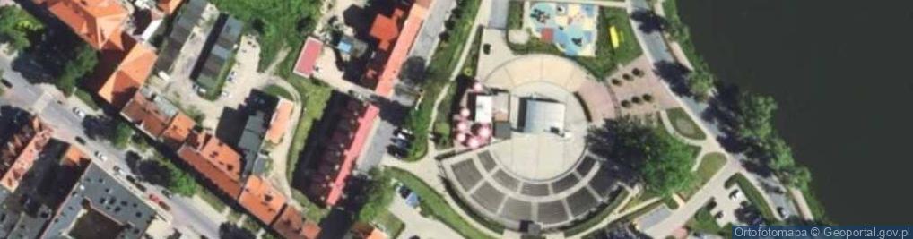 Zdjęcie satelitarne Kajki Michała ul.