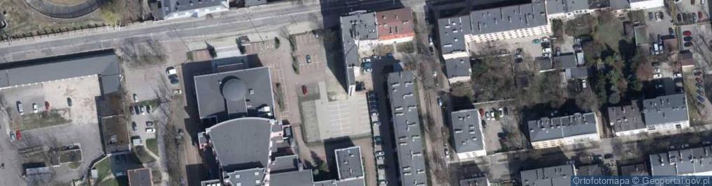 Zdjęcie satelitarne Kamińskiego Aleksandra, hm. ul.