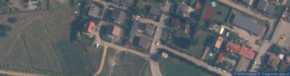 Zdjęcie satelitarne Kaszubska ul.