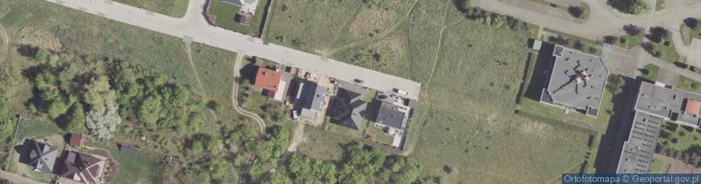 Zdjęcie satelitarne Karczemnego Marcelego ul.