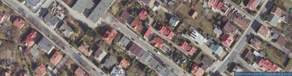 Zdjęcie satelitarne Kamińskiego Aleksandra, dh. ul.