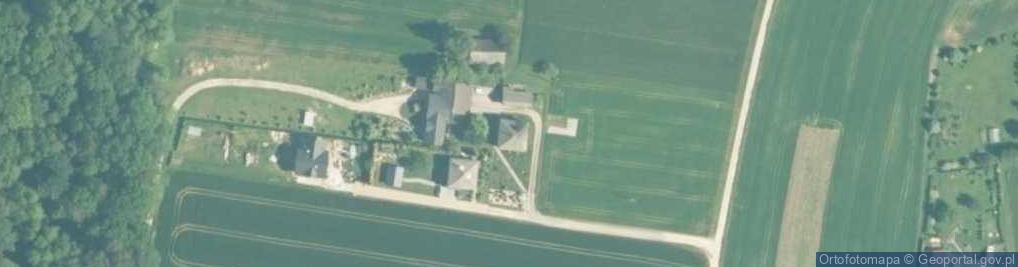 Zdjęcie satelitarne Kanada ul.